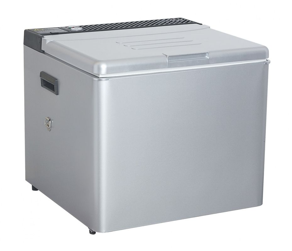 43L Portable Static Cooling Horizontal 3 Way Gas Fridge Freezer High Reliability For Maintaining A Fresh State